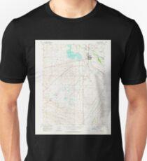 USGS TOPO Map Colorado CO Walden 234867 1955 24000 T-Shirt