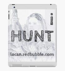 i HUNT iPad Case/Skin