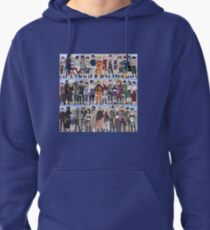 Naruto Characters  Pullover Hoodie