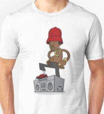 Evolution Of The B-Boy - LL Cool J Unisex T-Shirt