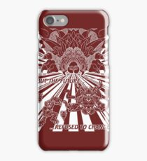 Lavos: All Forms (WHITE)... iPhone Case/Skin