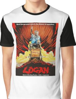Logan Assassin Graphic T-Shirt