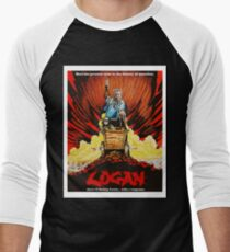 Logan Assassin Men's Baseball ¾ T-Shirt