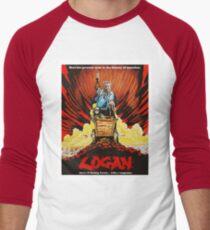 Logan Assassin Men's Baseball ¾ T-Shirt