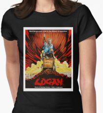 Logan Assassin Women's Fitted T-Shirt