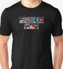 Mortal Kombat - Character Select - Clean T-Shirt