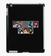 Mortal Kombat - Character Select - Clean iPad Case/Skin