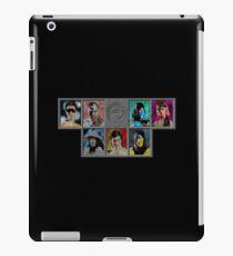 Mortal Kombat - Character Select - Dirty iPad Case/Skin
