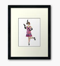 Zelda Fitzgerald Framed Print