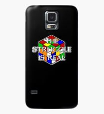 The Struggle is Real! Case/Skin for Samsung Galaxy