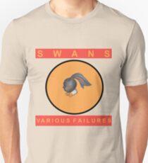 Swans - Various Failures  Unisex T-Shirt