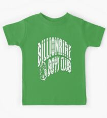 billionaire boys club Kids Tee