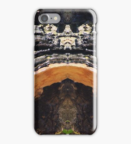 Fungi reflection iPhone Case/Skin
