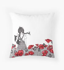 Dreaming of Oz Throw Pillow