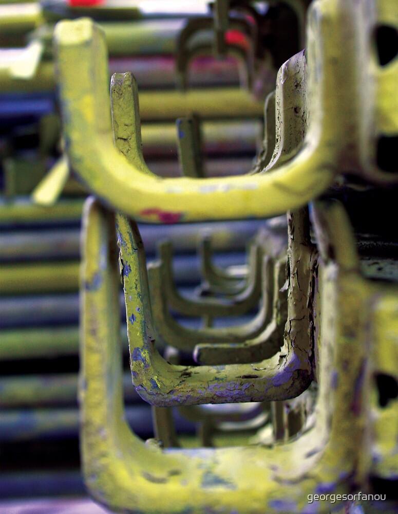 Scaffolding #1 by georgesorfanou