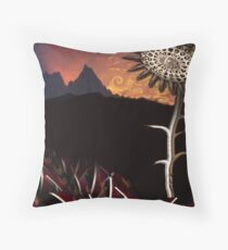 Creative Reality Throw Pillow