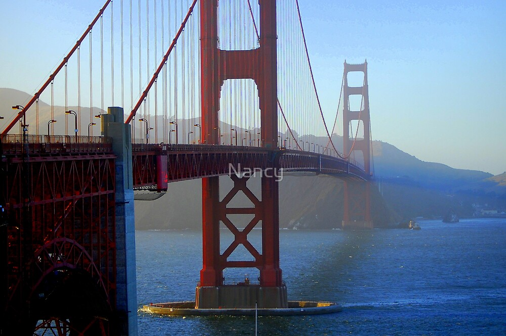 Golden Gate  by Nancy