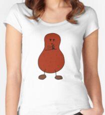 Valen-tato Women's Fitted Scoop T-Shirt