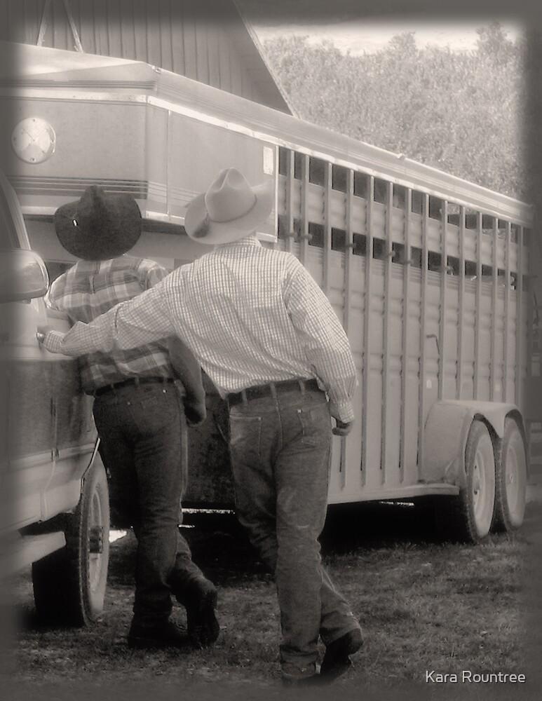 Howdy Partner by Kara Rountree