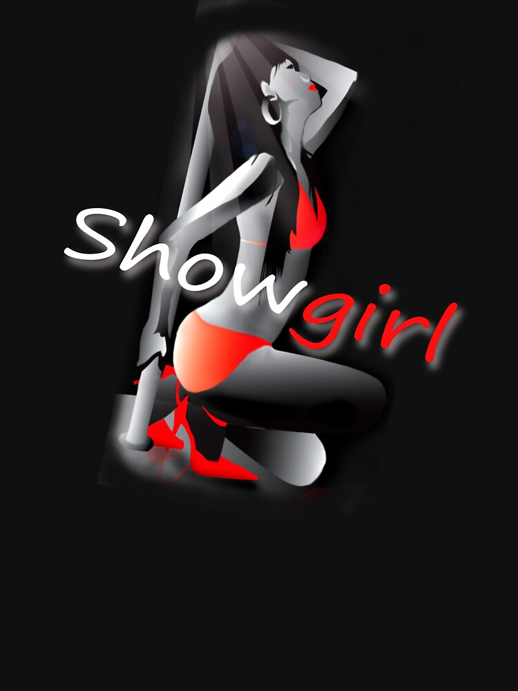 Showgirl T by Cliff