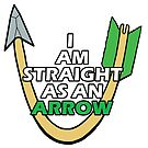 Straight As An Arrow by mrbuckalew