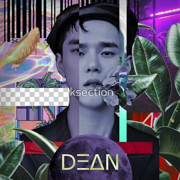 Quot Dean Trbl Concept Art Sticker Quot By Ksection Redbubble