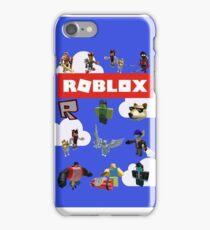 Roblox Sky iPhone Case/Skin