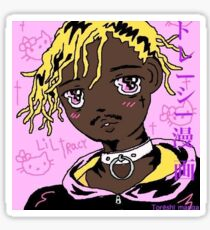 Lil Tracy, TRACY'S MANGA Sticker