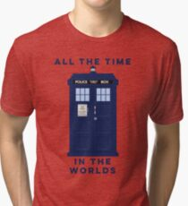 All the Time in the World Tri-blend T-Shirt