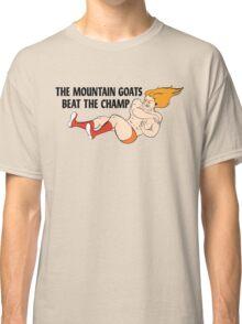 The Mountain Goats - Beat The Champ Classic T-Shirt