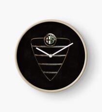 alfa romeo Clock