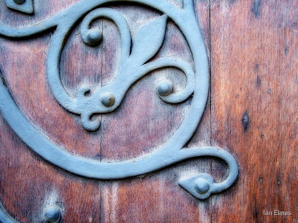 Door Furniture by Ian Elmes
