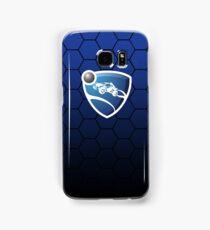 Rocket League Hexed Blue Samsung Galaxy Case/Skin