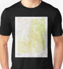 USGS TOPO Map Colorado CO Bear Creek 232217 1969 24000 T-Shirt