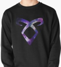 Shadowhunter Galaxy Rune  Pullover