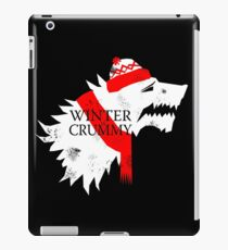 Winter is Crummy iPad Case/Skin