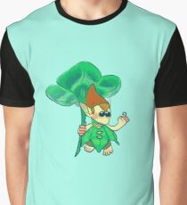 Forest Minish Graphic T-Shirt