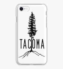 Tacoma iPhone Case/Skin