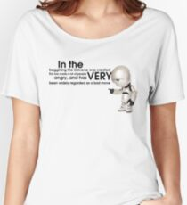 Universe Creation - Hitchhiker's Guide to the Galaxy Women's Relaxed Fit T-Shirt