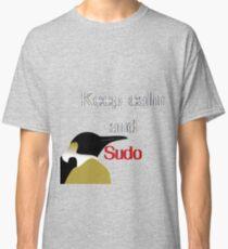 Sudo Penguin Classic T-Shirt