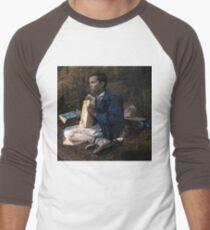 Forest Waffles Baseball ¾ Sleeve T-Shirt