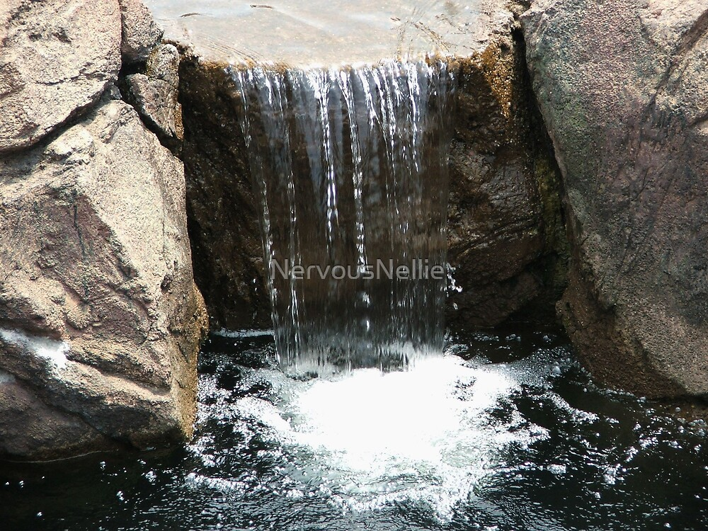 Mini-Falls by NervousNellie