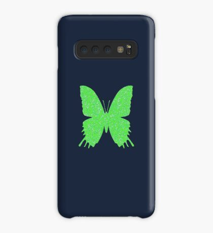 #DeepDream Lime Green color Butterfly Case/Skin for Samsung Galaxy