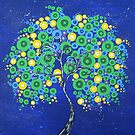 Peacock Tree of Life by cathyjacobs