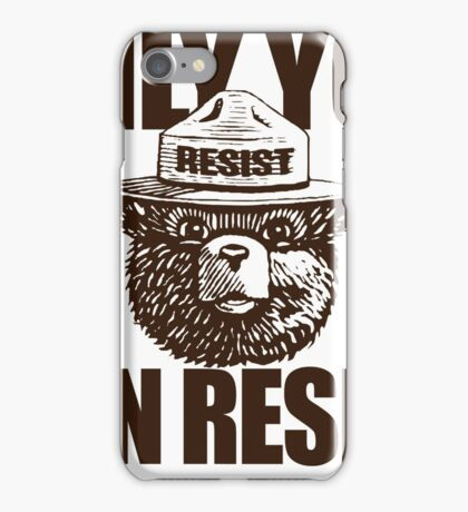 Only You Can Resist iPhone Case/Skin