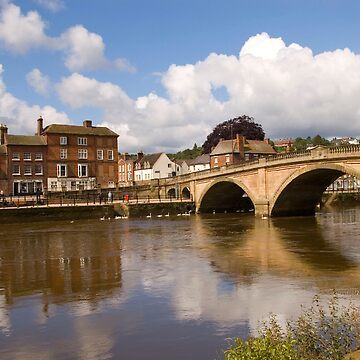 River Severn by pluffy