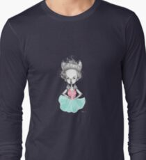 Raspberry Pop Long Sleeve T-Shirt