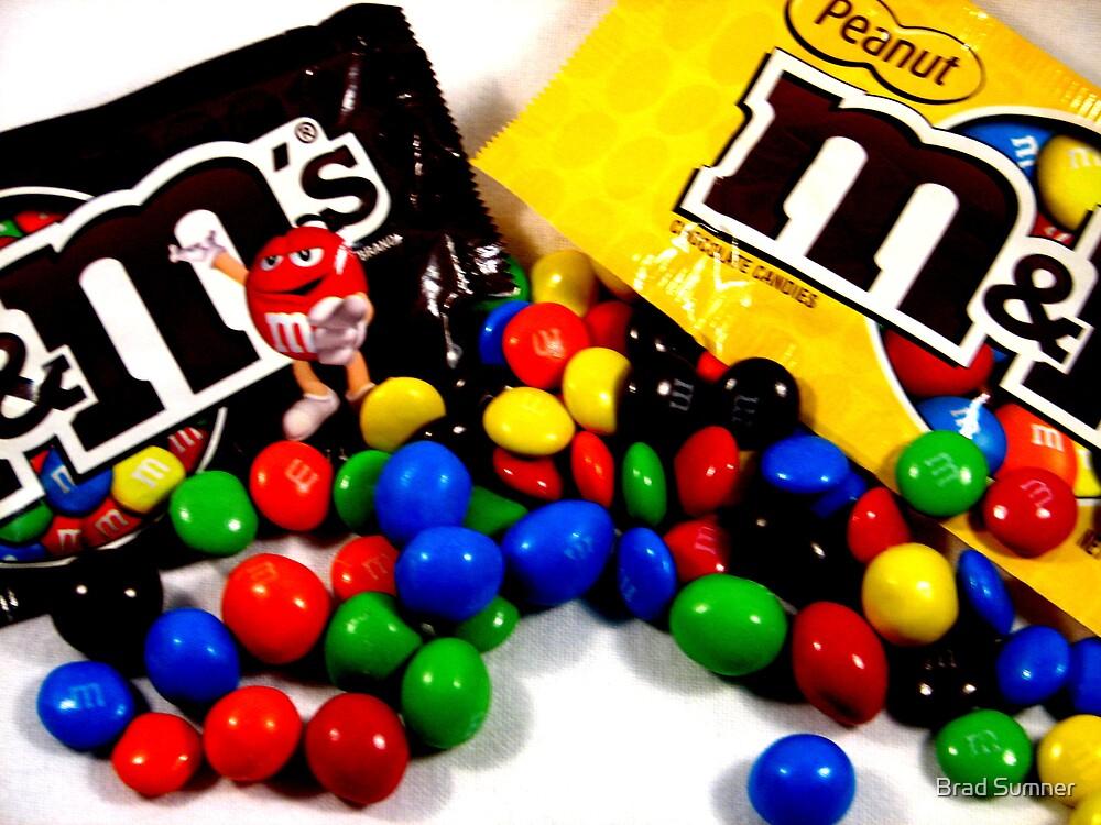 m&ms plain and peanut by Brad Sumner
