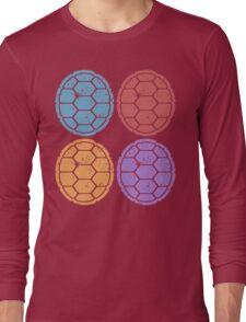 Ninja Shells Long Sleeve T-Shirt