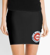 chicago cubs Mini Skirt